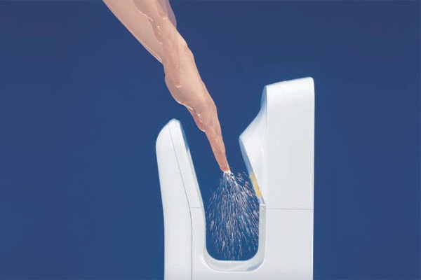 High-speed Hand Dryers
